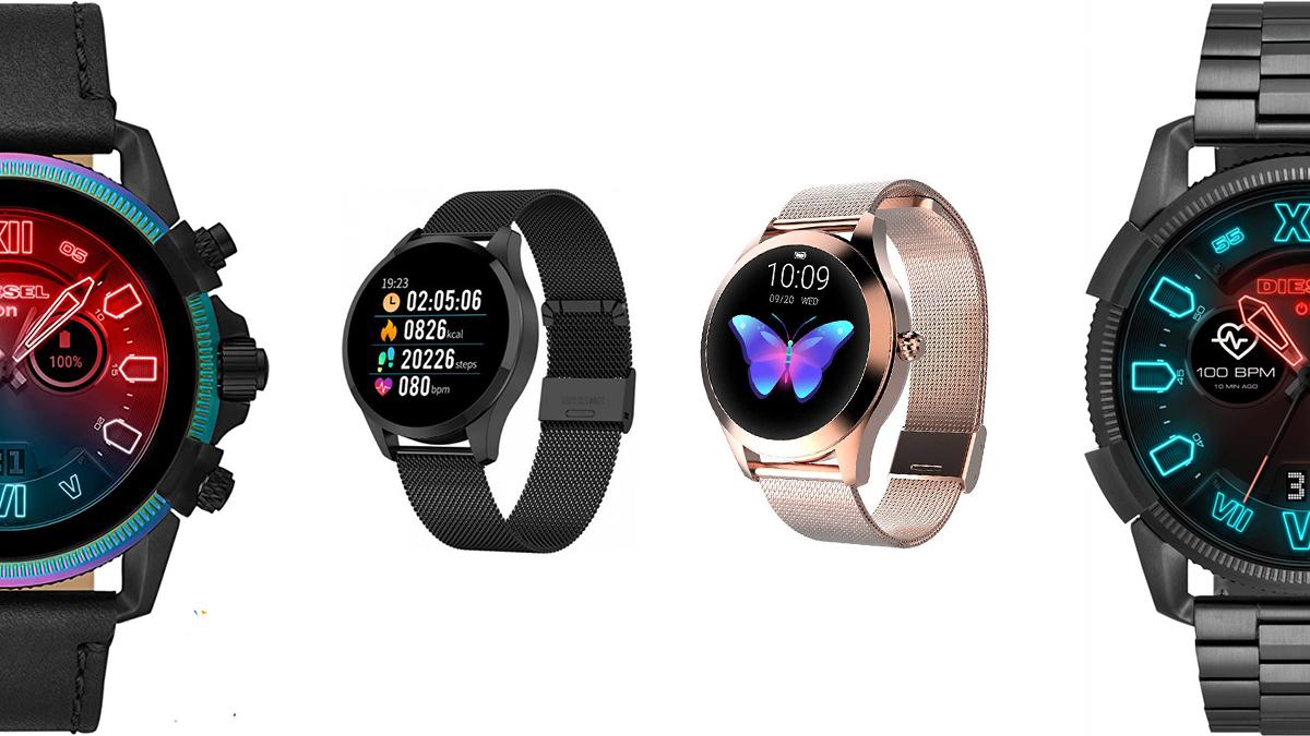 Chytré hodinky nově v obchodech – od 790 Kč pro dámy i pány