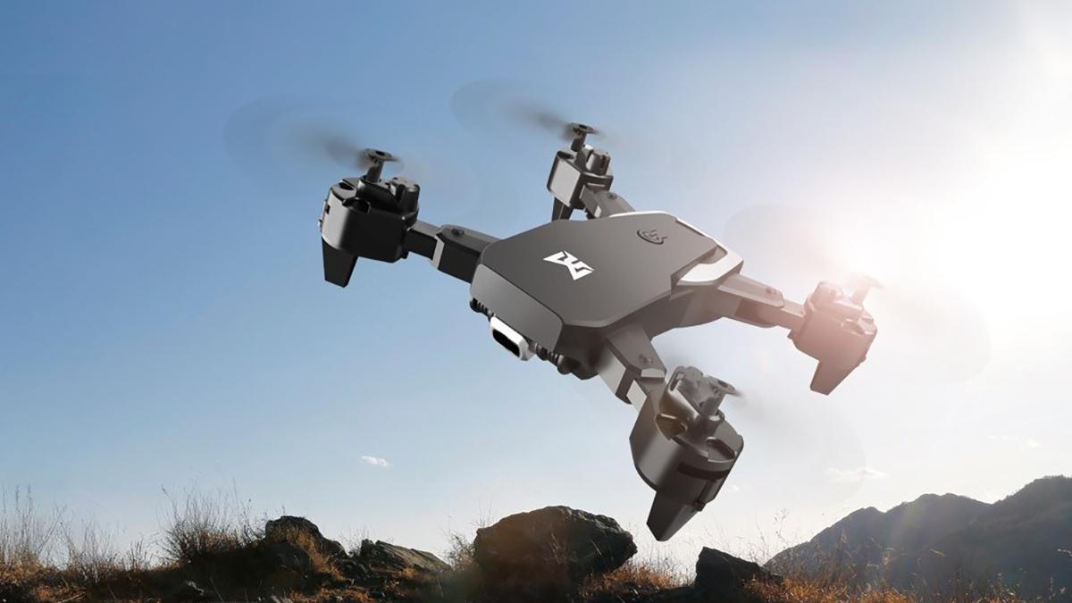 Mini dron s 4K kamerou za tisícovku nyní v akci na Cafago.com [sponzorovaný článek]