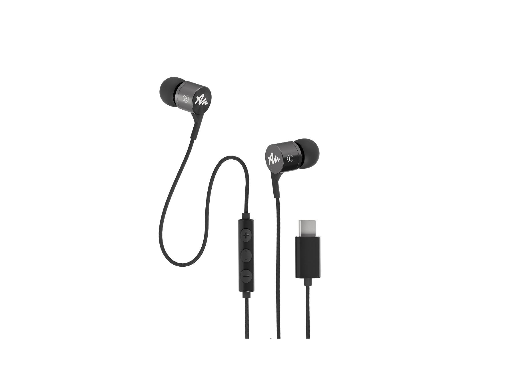 Sluchátka Audictus Explorer Type-C jdou vstříc moderním trendům
