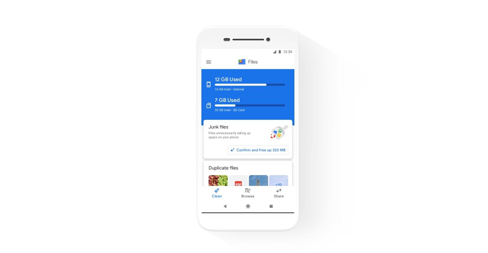 Files od Googlu (ne)dostanou zabezpečenou složku [aktualizováno]