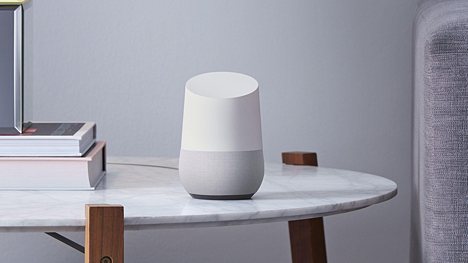 Google může představit nový reproduktor