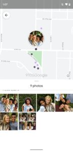 google photos explore map a 1440x2960x