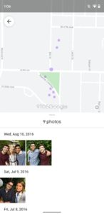 google photos explore map b 1440x2960x