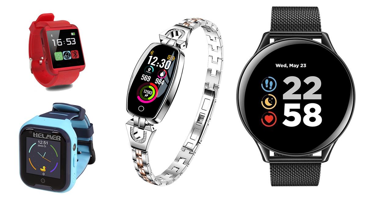 Chytré hodinky nově v obchodech – levněji to snad už nejde