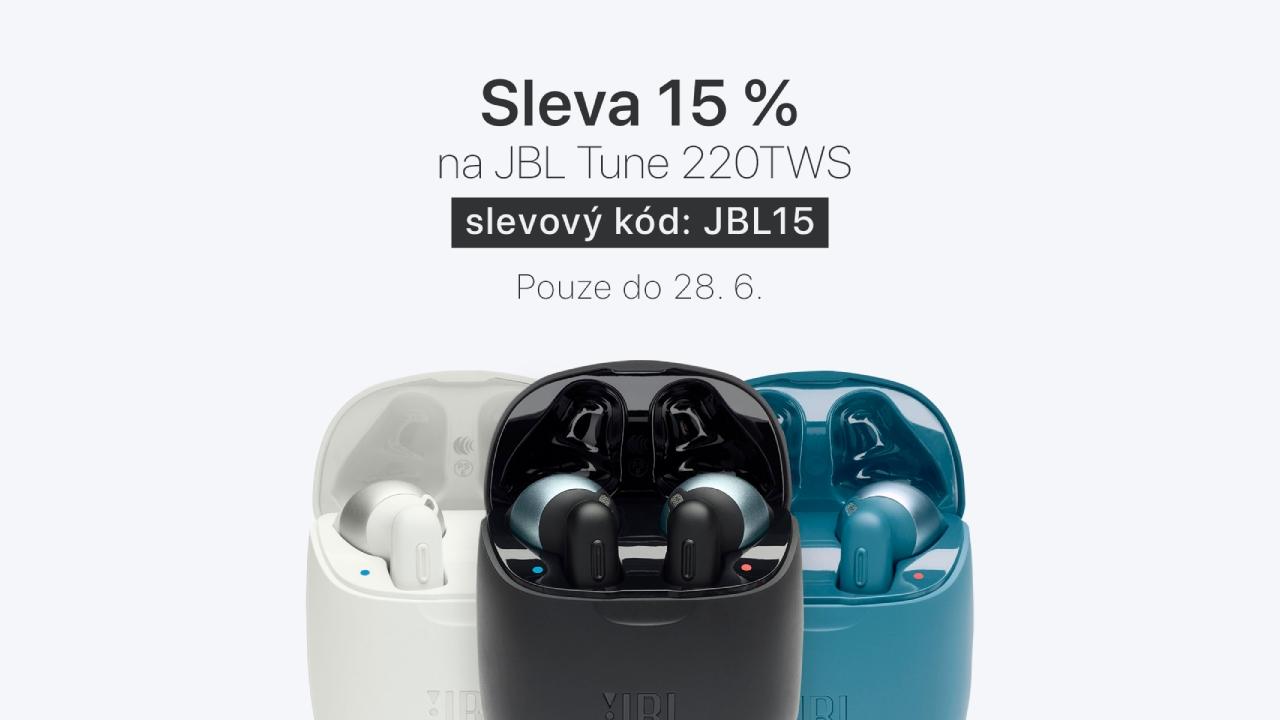 iWant nabízí vybrané JBL produkty s 15% slevou! [sponzorovaný článek]