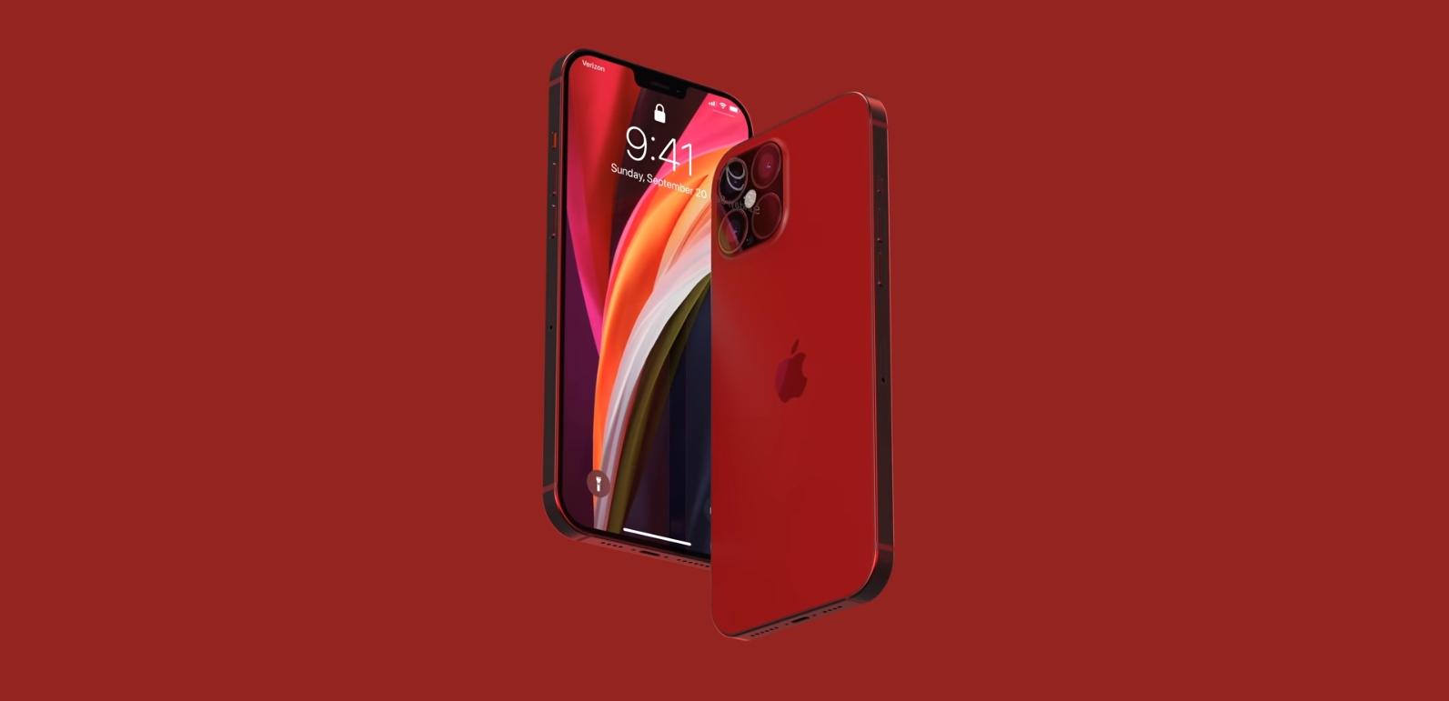 Nový iPhone 12 možná zklame, nabídne jen tři foťáky a stejně velký výřez