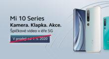 Xiaomi ukončuje prodej Mi 10 a Mi 10 Pro na českém trhu [aktualizováno]