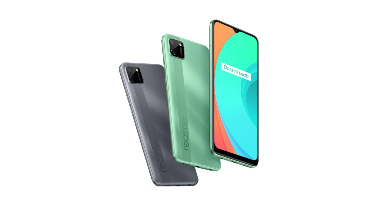 Realme C11 je nový levný mobil s pořádnou baterií