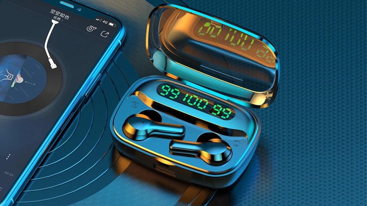 Voděodolná bezdrátová sluchátka s Bluetooth 5 jen za 400 Kč! [sponzorovaný článek]