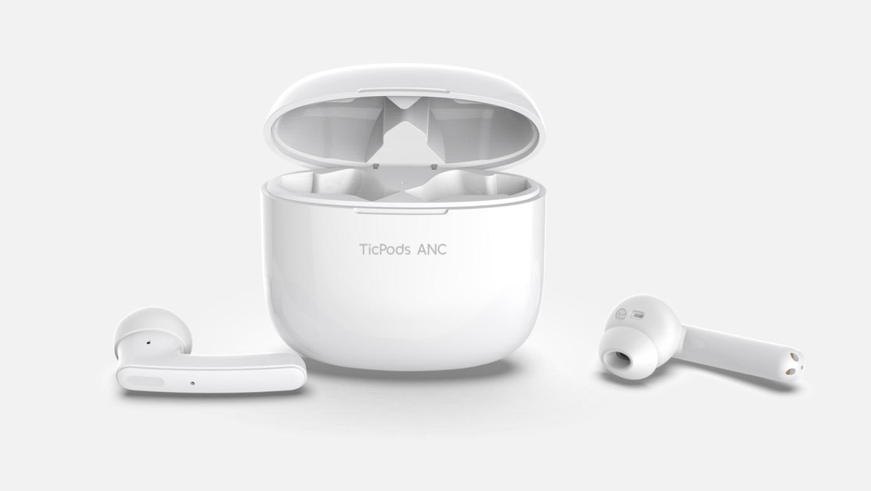 TicPods ANC jsou nová sluchátka s aktivní potlačením hluku