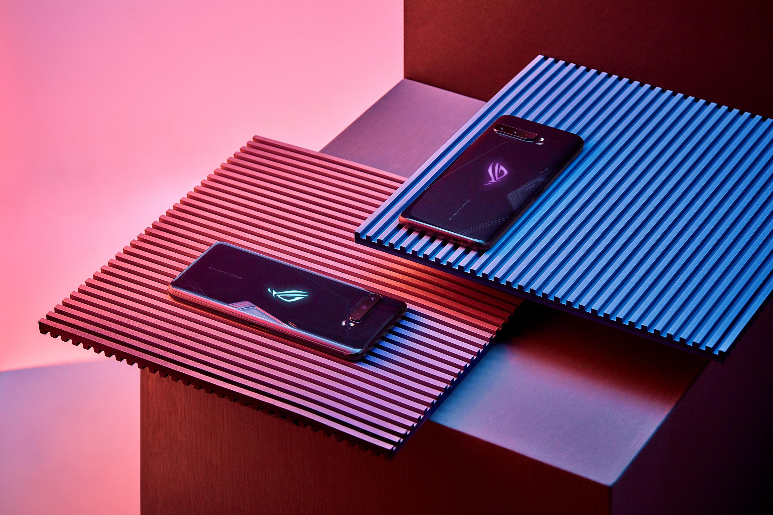 ASUS ROG Phone 3 oficiálně, cena začíná na 22 990 Kč