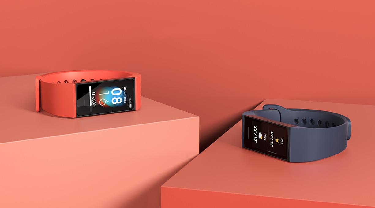 Xiaomi představilo Mi Band 4C, levný chytrý fitness náramek