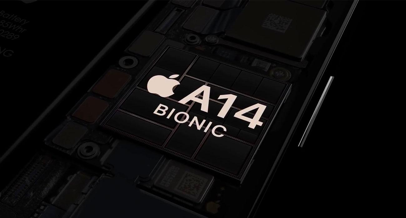 A14 procesor poodhalen na Twitteru