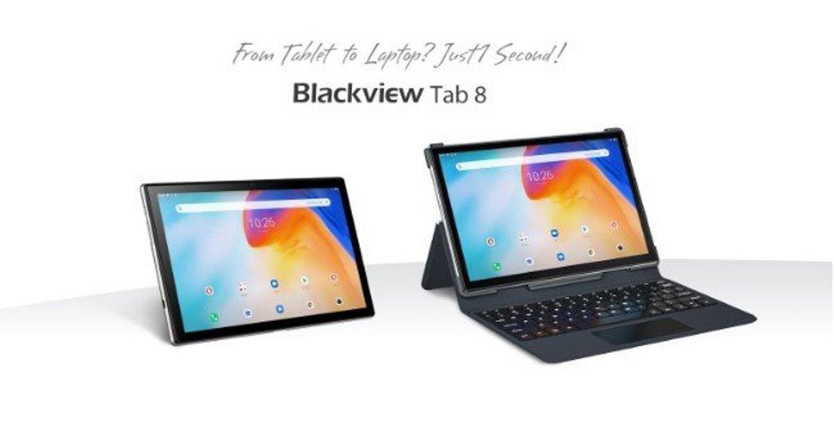 Blackview oznámil novinku Tab 8