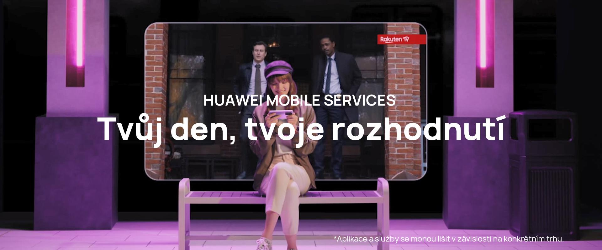 Huawei vyhlašuje soutěž pro vývojáře