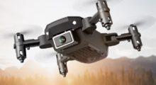 Nový 4K dron nyní v akci za 770 Kč na Cafago.com! [sponzorovaný článek]