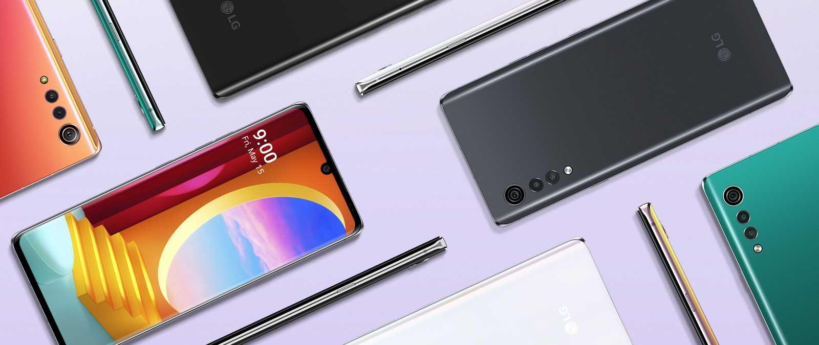 LG Velvet v LTE verzi oficiálně, je levnější
