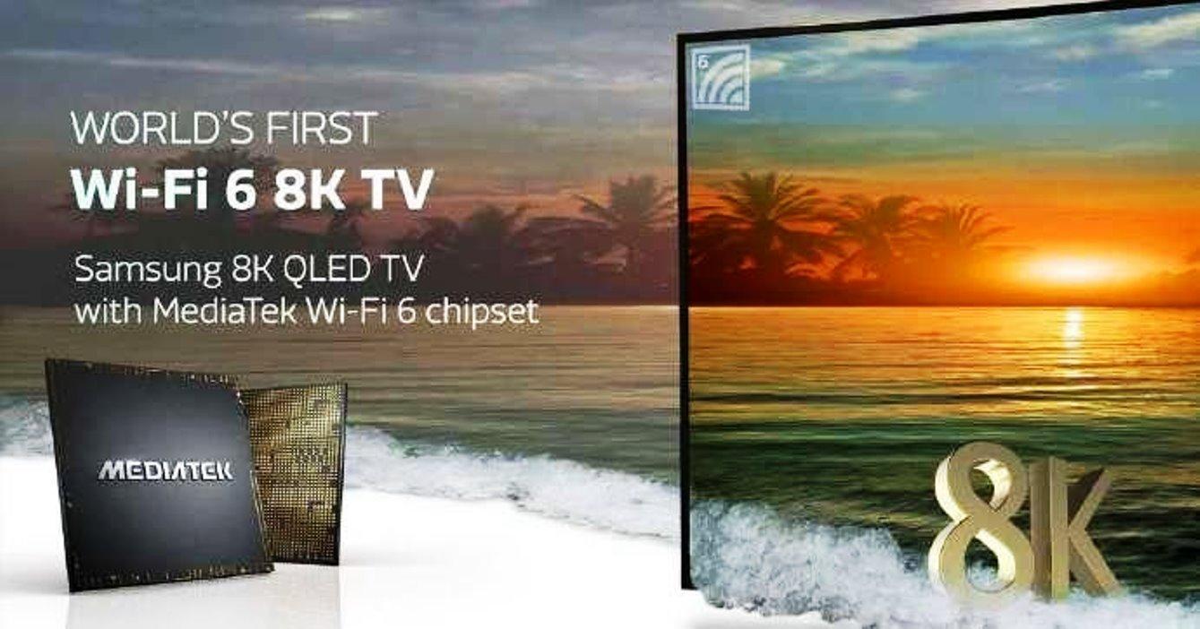 MediaTek má nový procesor pro chytré televize