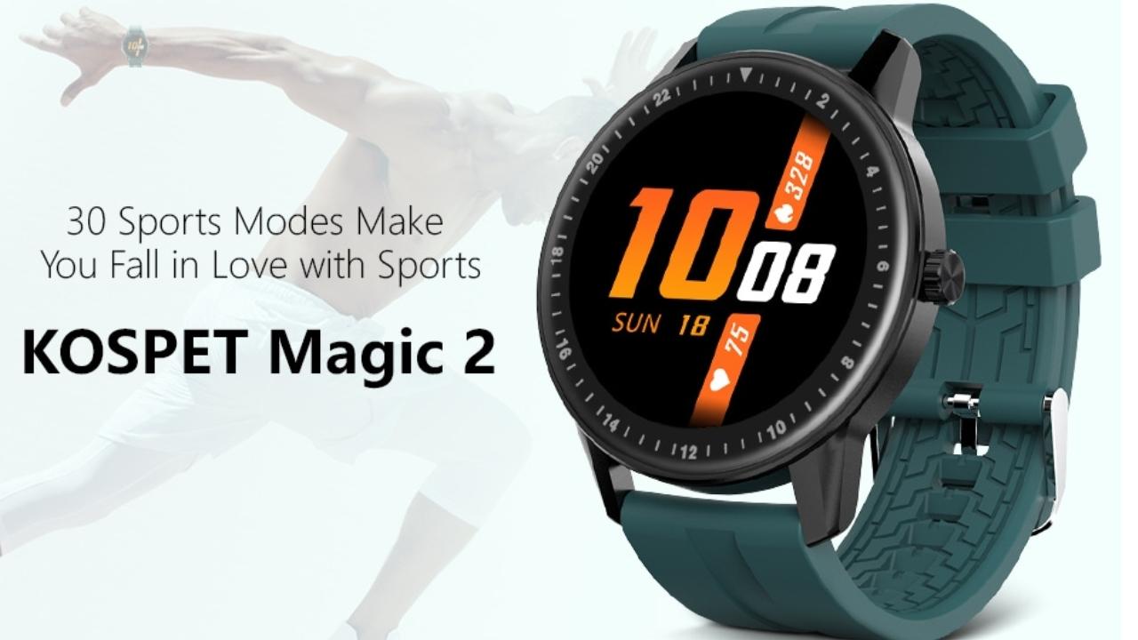 Chytré hodinky, které jsou na Gearbest v akci [sponzorovaný článek]