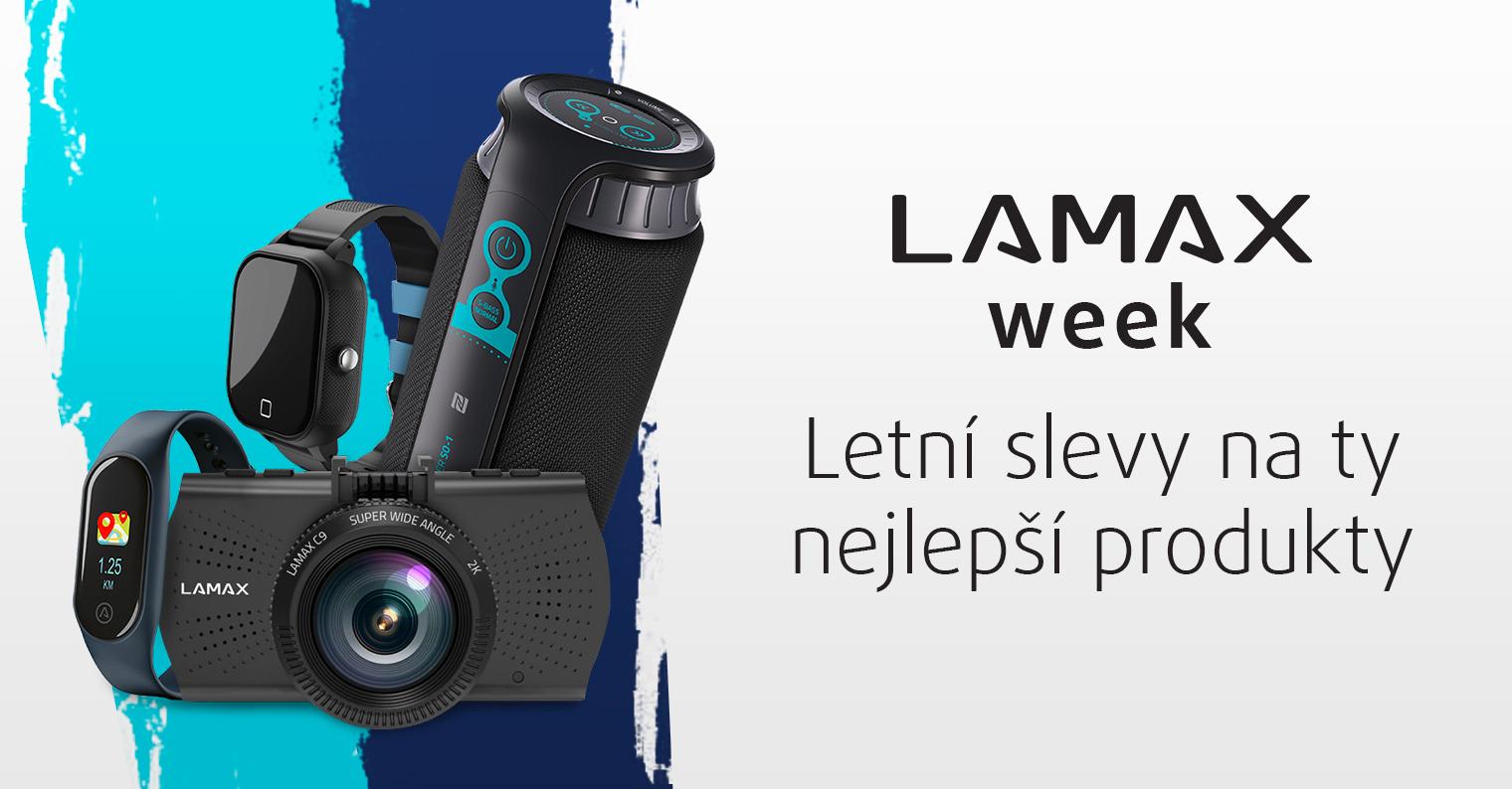 Lamax týden plný letních slev! [sponzorovaný článek]