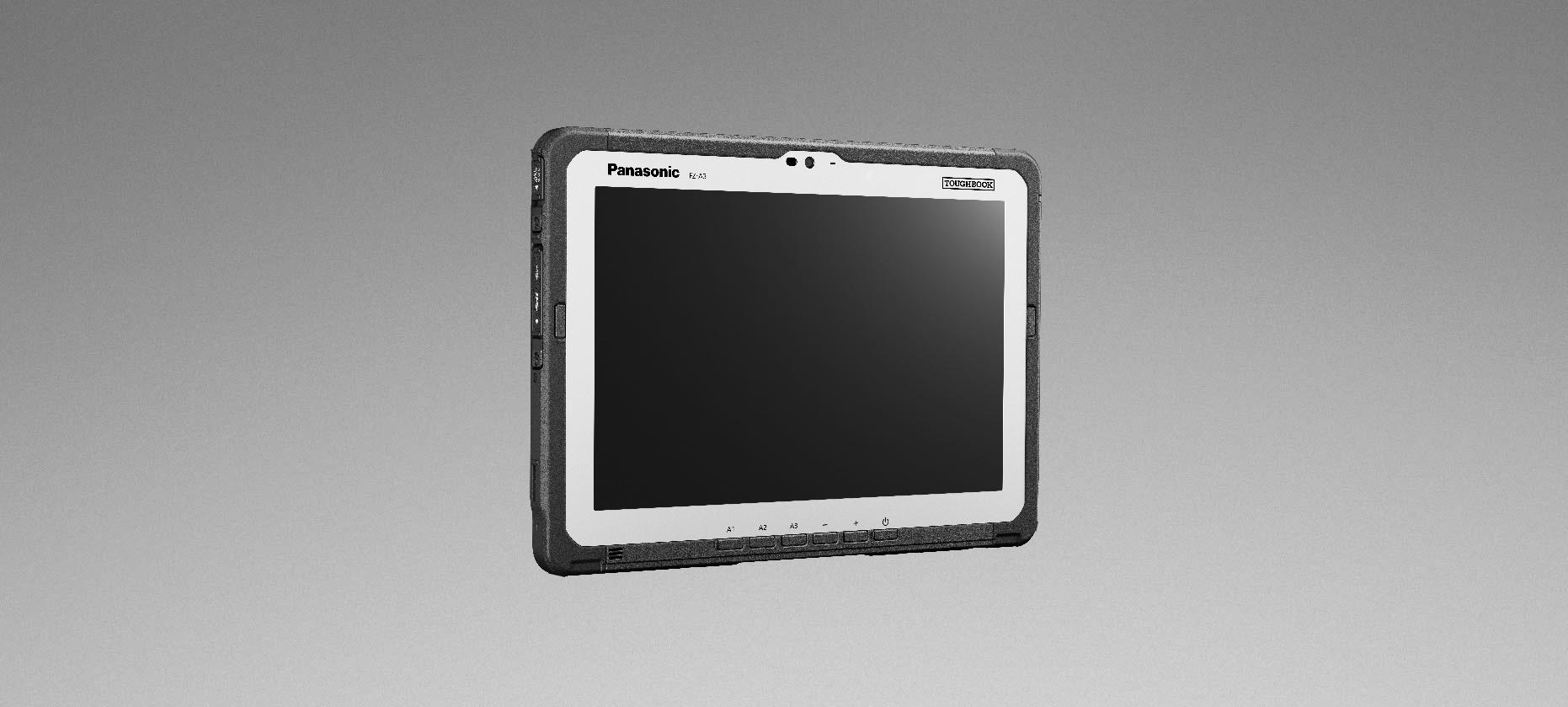 Panasonic uvádí odolný tablet Toughbook A3