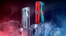 nubia Red Magic 6 ukazuje elektrochromický zadní panel