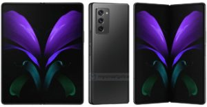 Samsung Galaxy Z Fold 2 HQ Render 2 1200x625x