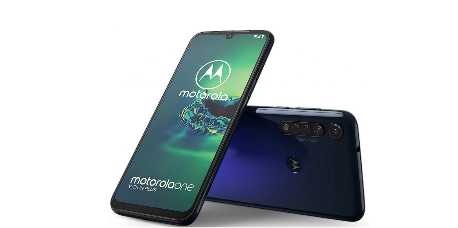 Motorola představila One Vision Plus
