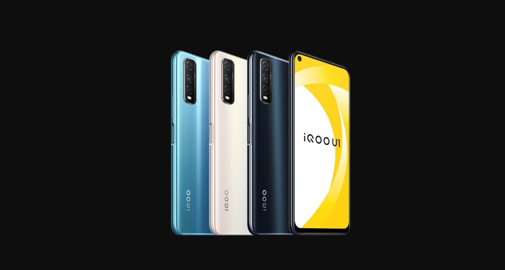 iQOO U1 je zajímavá novinka nižší třídy