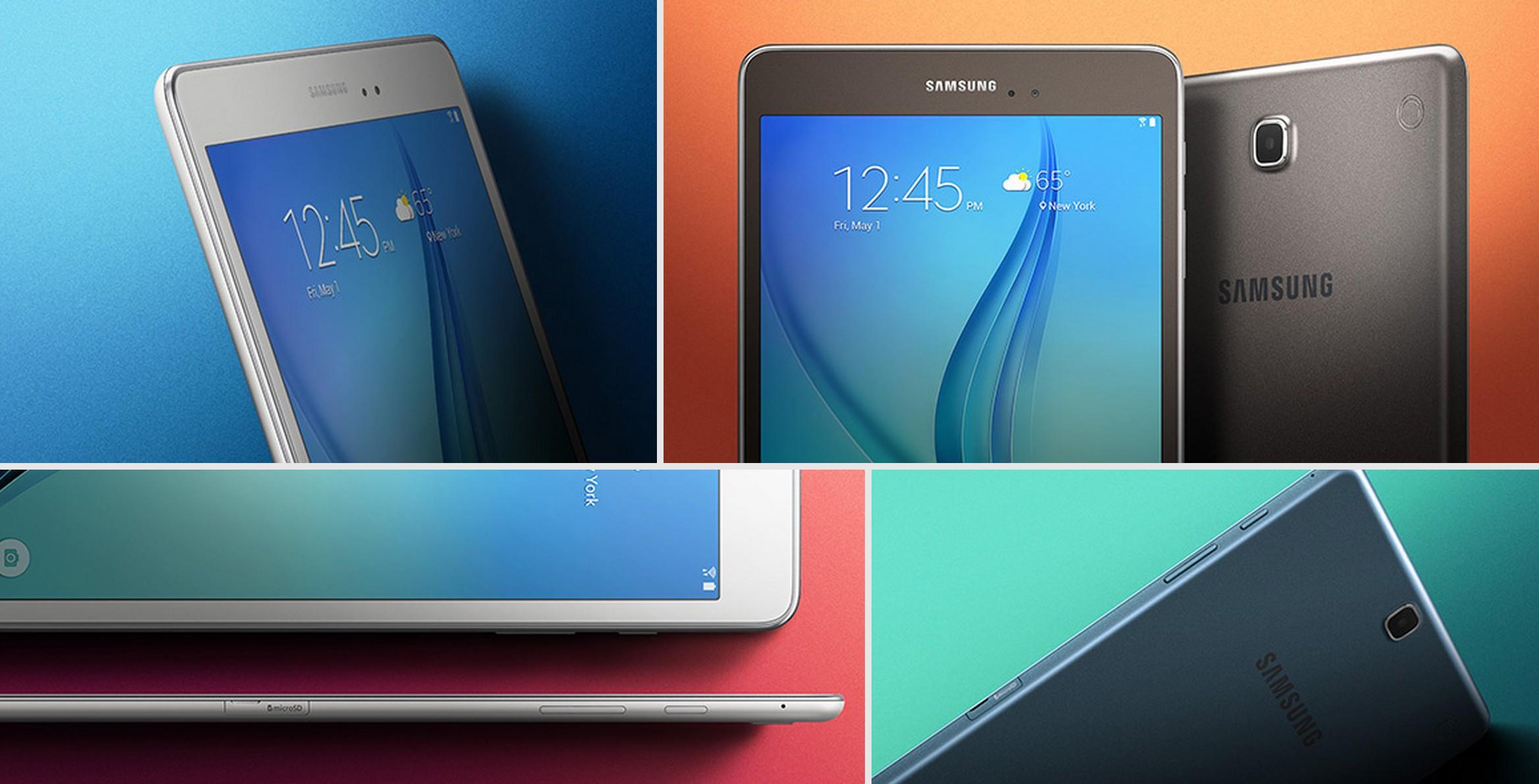Samsung chystá Galaxy Tab A se starším čipem