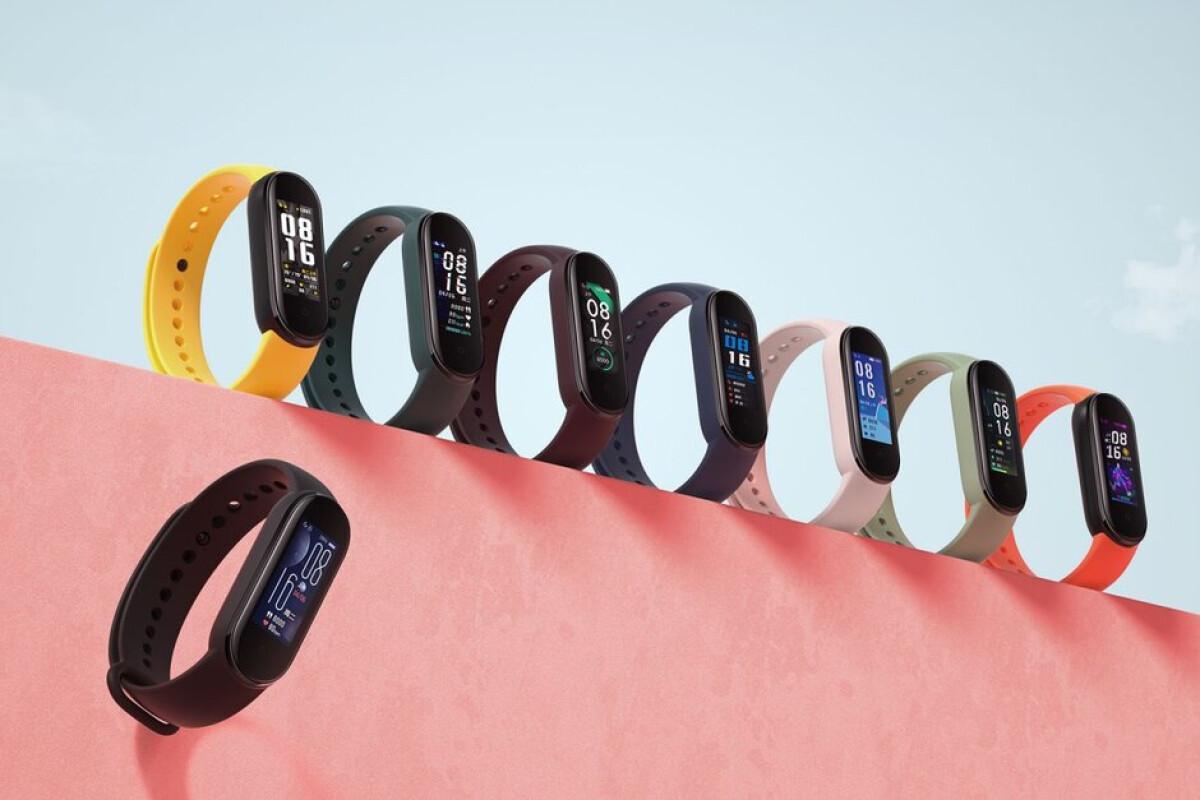 Xiaomi Mi Band 5 za super cenu na Gearbestu [sponzorovaný článek]
