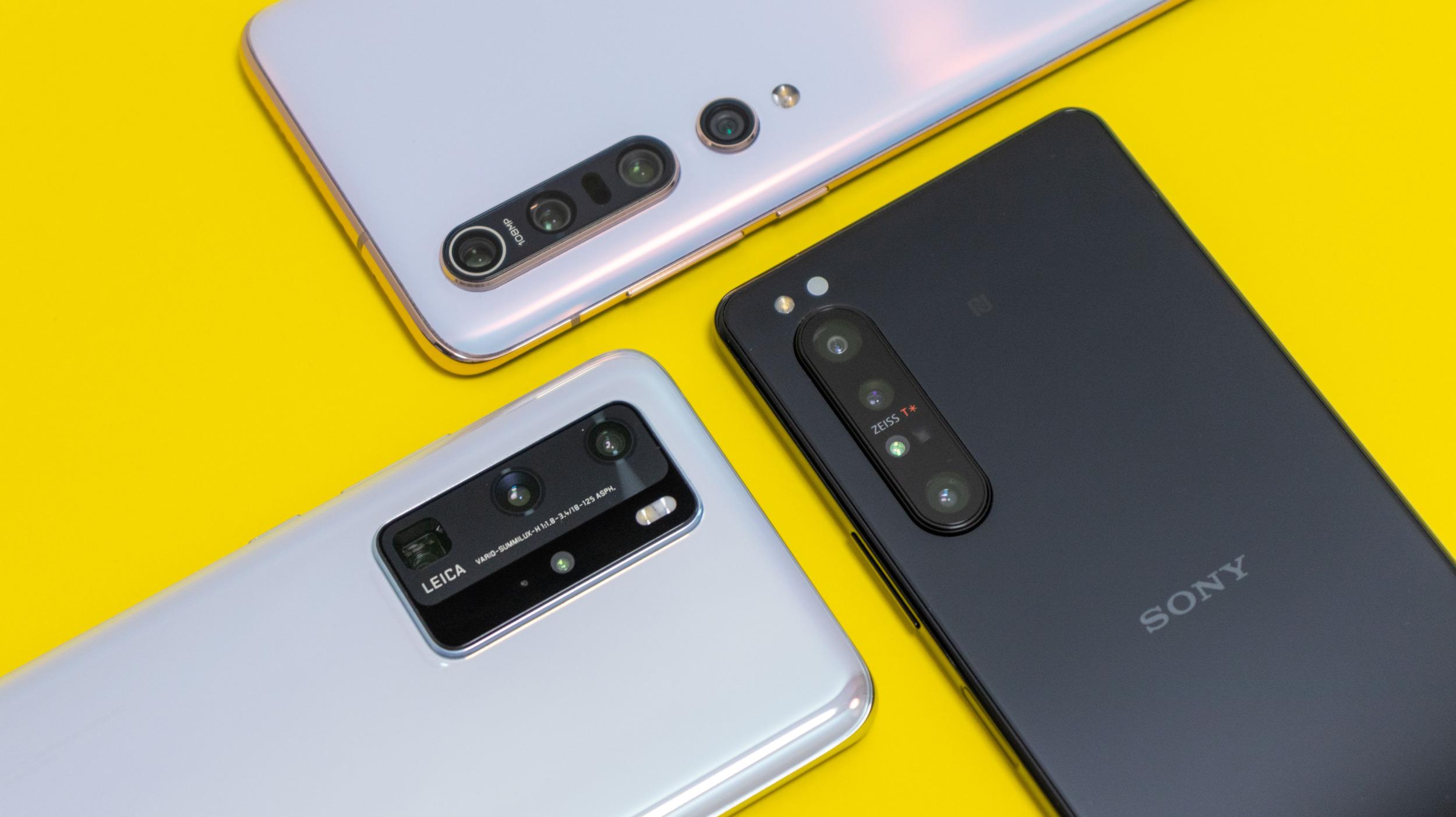 Velký fototest – Xperia 1 II vs Huawei P40 Pro vs Xiaomi Mi 10 Pro, který fotí nejlépe?