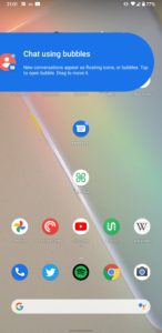 android 11 beta bubble messages 4 1080x2220x