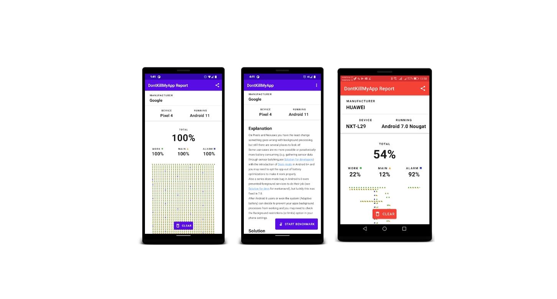 Google jde proti extrémní optimalizaci mobilů