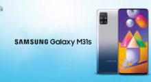 Samsung představil Galaxy M31s s 6000mAh baterií