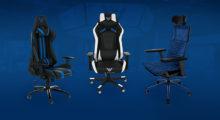 Herní židle – 2500 nebo 25000? Kolik investovat, abychom byli spokojeni? [sponzorovaný článek]