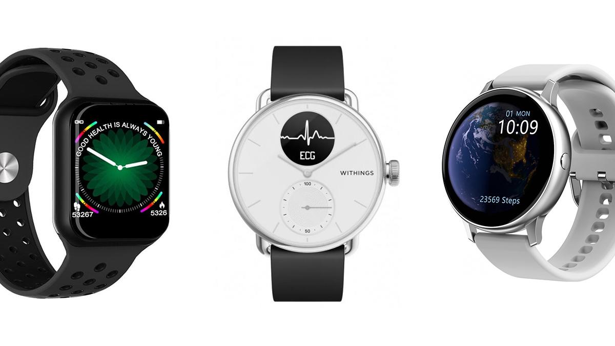 Chytré hodinky nově v obchodech – elegantní i levné
