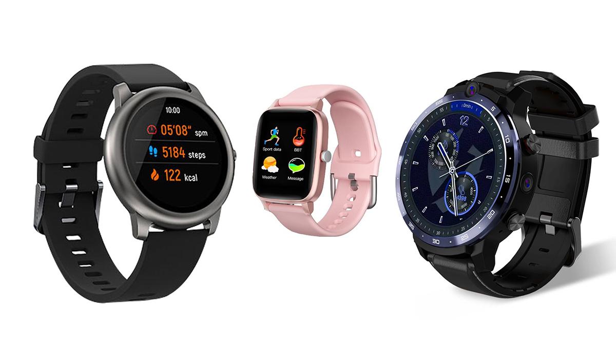 Chytré hodinky nově v obchodech – nejen Xiaomi Haylou Solar