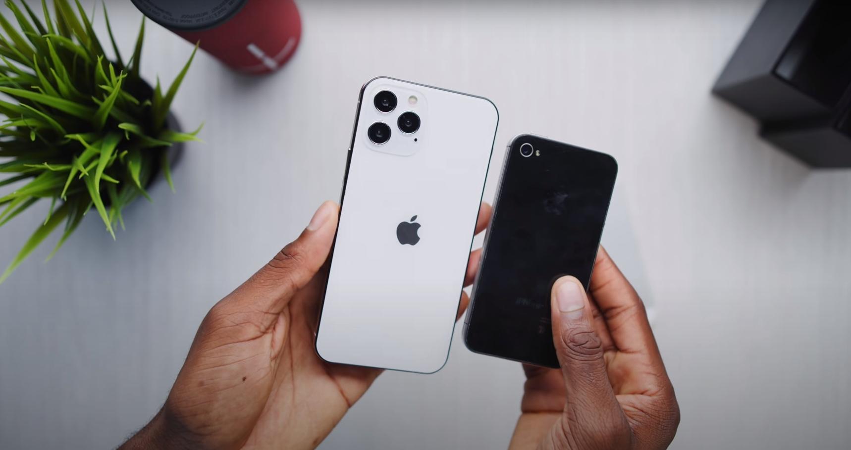 Nejmenší letošní telefon od Applu se má jmenovat iPhone 12 mini