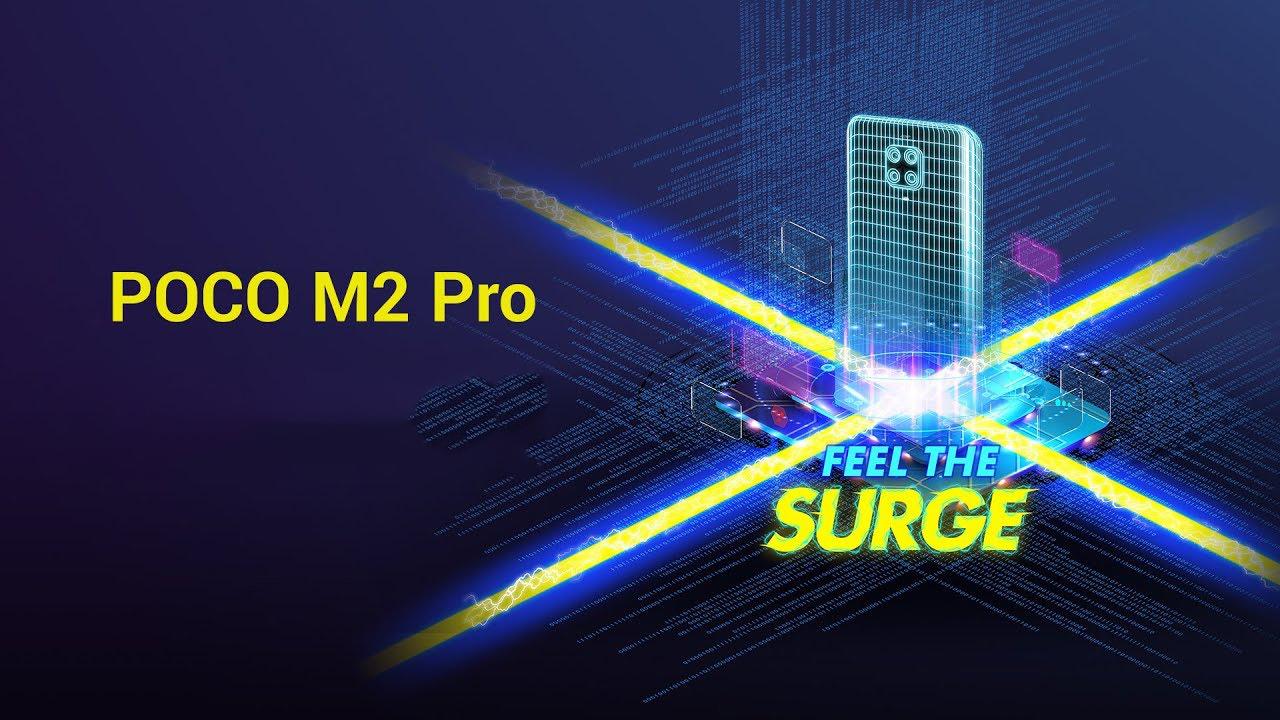 POCO M2 Pro oficiálně, levnější a výkonná novinka