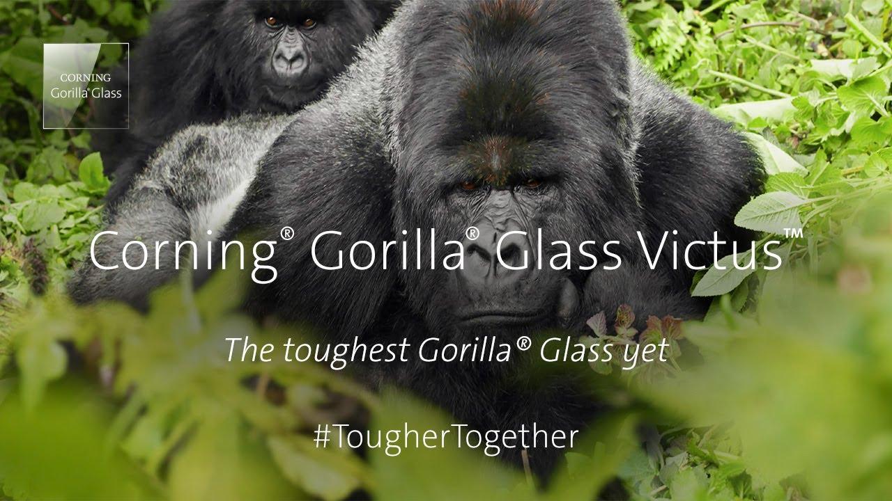 Corning představil odolné sklo Gorilla Glass Victus, první použije Samsung