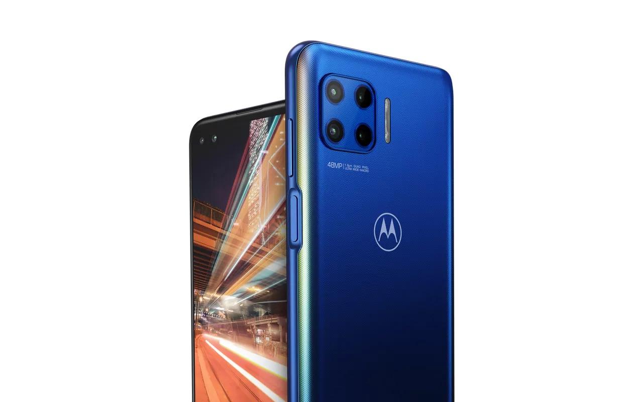 Motorola představila 5G novinku Moto G 5G Plus