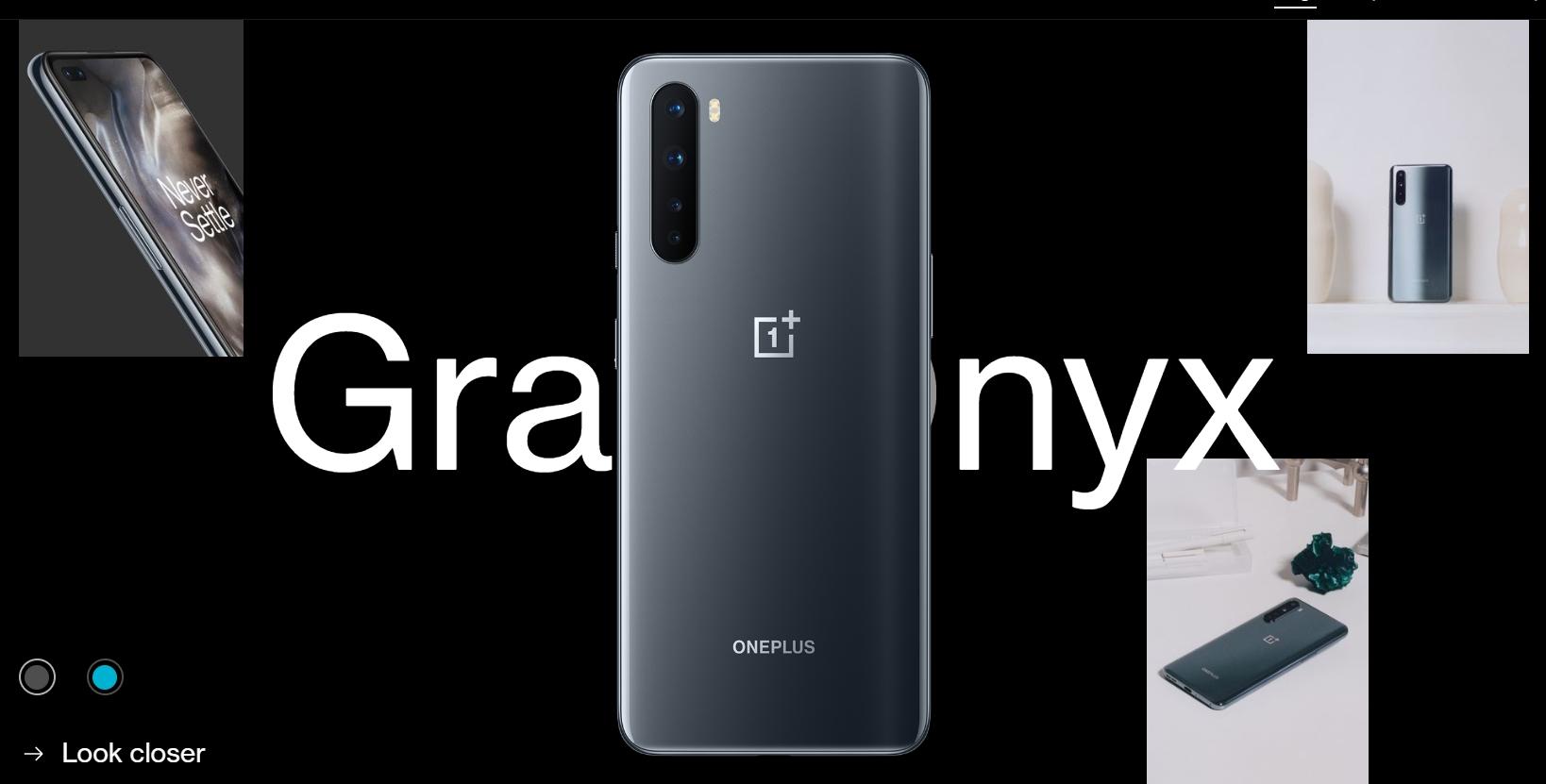 OnePlus Nord oficiálně, cena začíná na 409 eurech