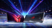 Asus ROG Phone 3 má schovanou možnost 160Hz obnovovací frekvence displeje