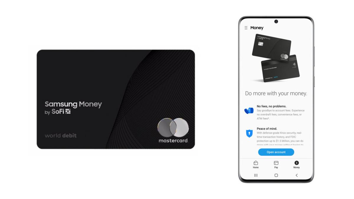Samsung Money je konkurencí pro Apple Card