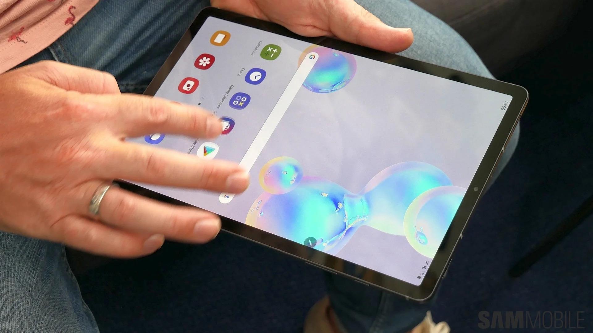 Odhalují se specifikace Galaxy Tab S7+ v hlavní roli se Snapdragonem 865+