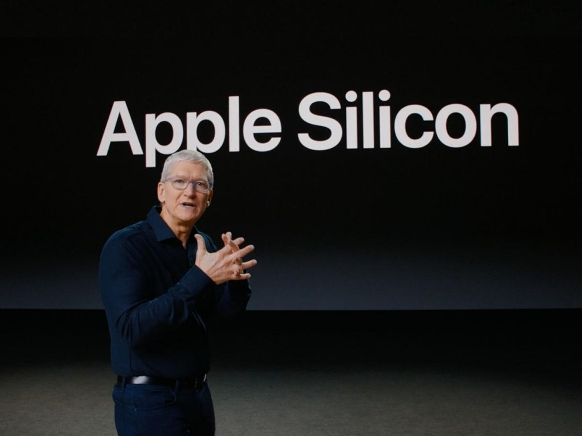 Apple Silicon už letos v MacBooku Pro a Air