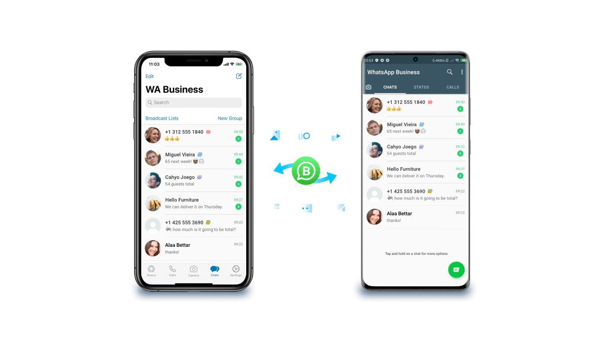 Představujeme vám novou funkci Wondershare – přesun WhatsApp Business [sponzorovaný článek]