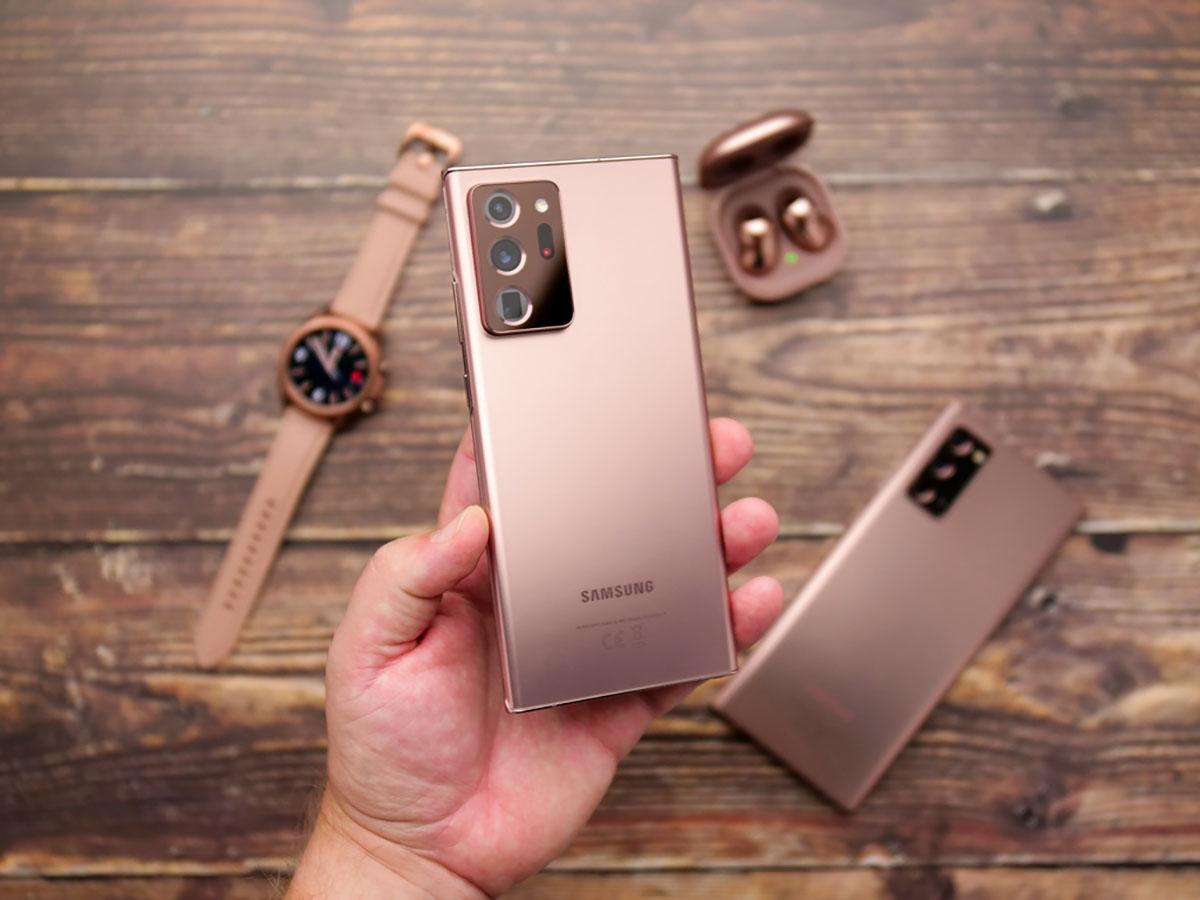 Samsung Note20 je v prodeji. Hned první den můžete ušetřit 3 500 Kč [sponzorovaný článek]