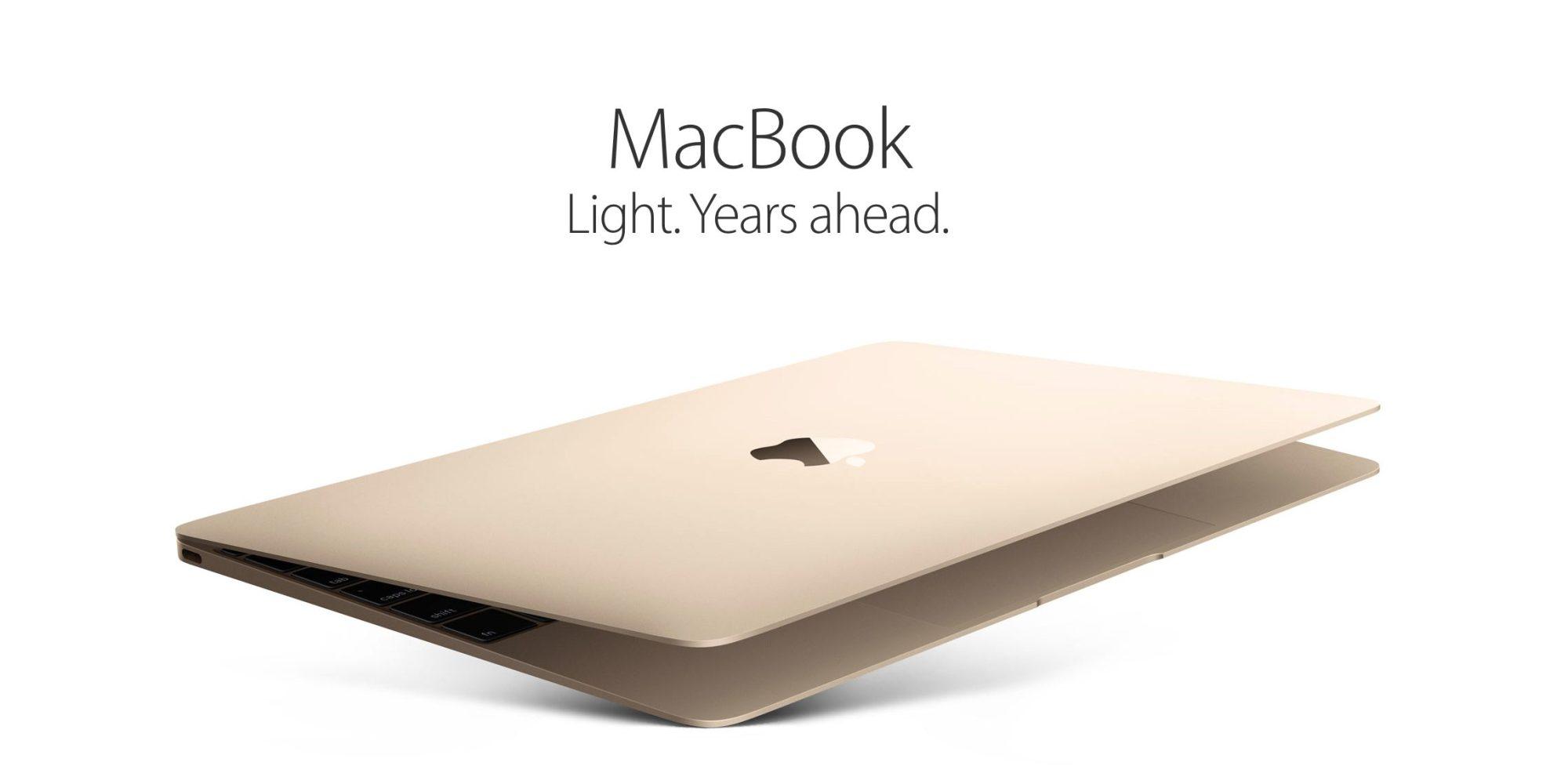 Apple má ještě letos představit superlehký Macbook s čipem Apple A14